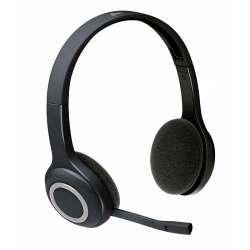 Logitech Micro-casque H600 sans fil Headset(981000342)