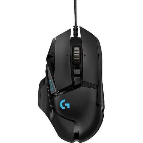 Logitech Souris Gaming USB G502 Hero(5099206080270)