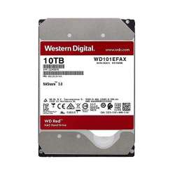 Western Digital Disque dur NAS Interne 10TO(WD101EFAX)