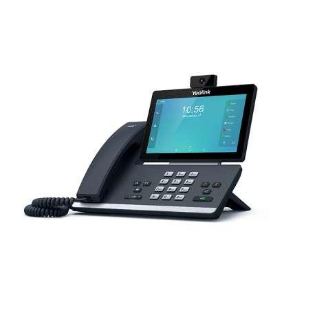 Yealink Télephone De Bureau Ecran tactile 7'' PoE(SIP-T58V)