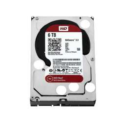 Western Digital Disque dur NAS Interne 6TO(WD60EFAX)