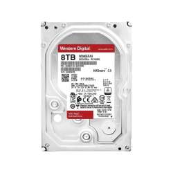 Western Digital Disque dur NAS Interne 8TO(WD80EFAX)