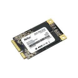 Netac Lecteur Interne MSATA 256 GB SSD(NT01N5M-256G-M3X)