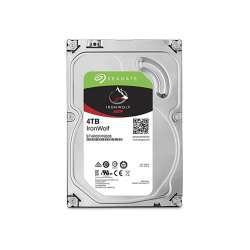 Seagate IronWolf Disque Dur Interne NAS 4TO(ST4000VN008)