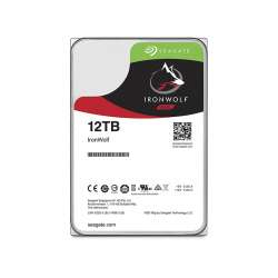 Seagate IronWolf Disque Dur Interne NAS 12TO(ST12000VN0008)