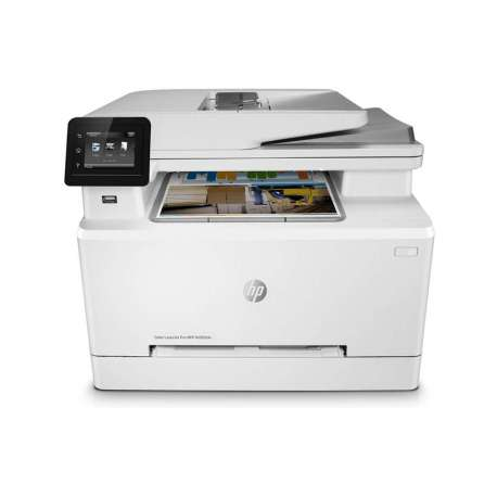 HP Imprimante LaserJet Couleur MFP M283fdn(7KW74A)