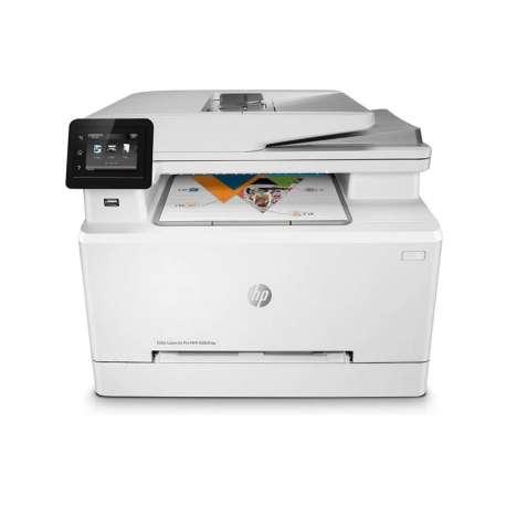 HP Imprimante Laser Couleur MFP M283fdw(7KW75A)