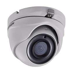 Hikvision Caméra analogique 5MP HD EXIR Turret(DS-2CE56H0T-ITMF )