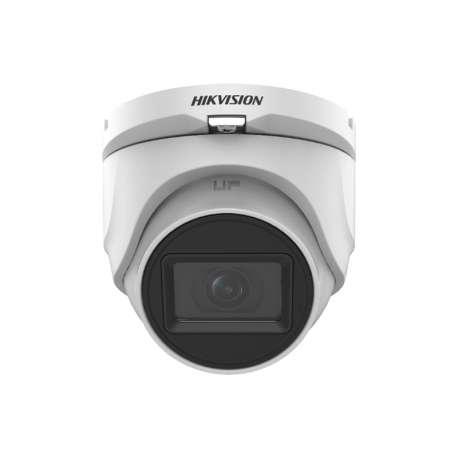 Hikvision Caméra analogique 5MP avec audio(DS-2CE76H0T-ITMFS )