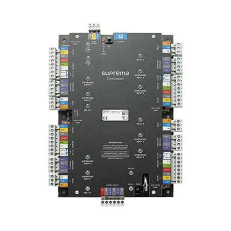Suprema CoreStation Contrôleur de porte biométrique intelligent (CS-40)