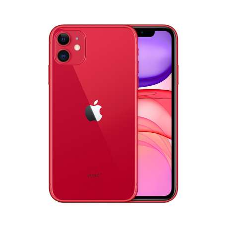 Apple Iphone 11 64GB Rouge(MWLV2AA)