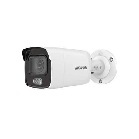Hikvision Caméra IP 4MP Full-Color colorvu H.265+ PoE(DS-2CD2047G1-L)
