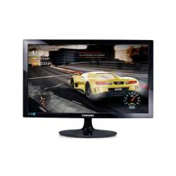 Samsung Ecran gaming 24'' Flat SERIE D (LS24D332HSX/ZN)