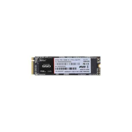 Netac Lecteur Interne M.2 SSD 128GB 2280(NT01N930E-128G-E4X)