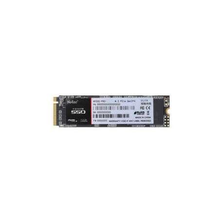 Netac Lecteur Interne M.2 SSD 512GB 2280(NT01N930E-512G-E4X)