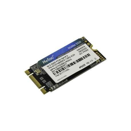 Netac Lecteur Interne M.2 SSD 128GB 2242(NT01N930ES-128G-E2X)