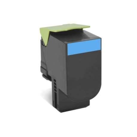 Lexmark Toner Adaptable CX410/510 Cyan(CX410/510 HV)