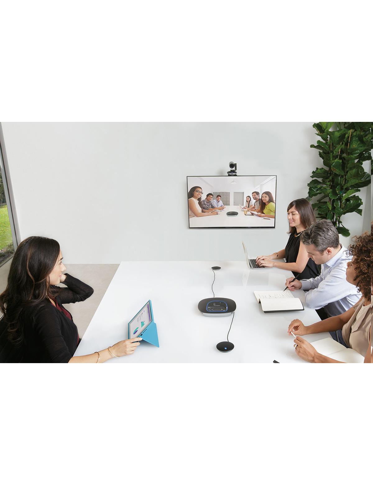 acheter logitech systéme de visioconférence de group (960-001057)
